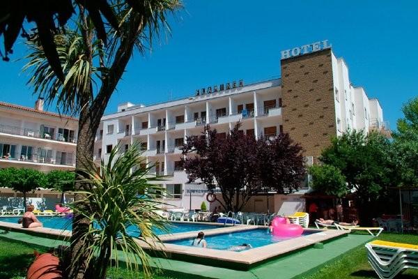 Facade - Hôtel Hôtel Flamingo Estartit 3* L'Estartit Espagne