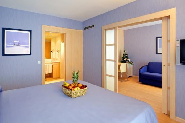 Chambre - Hôtel Guitart Gold Central Park Aqua Resort 4* Lloret De Mar Espagne