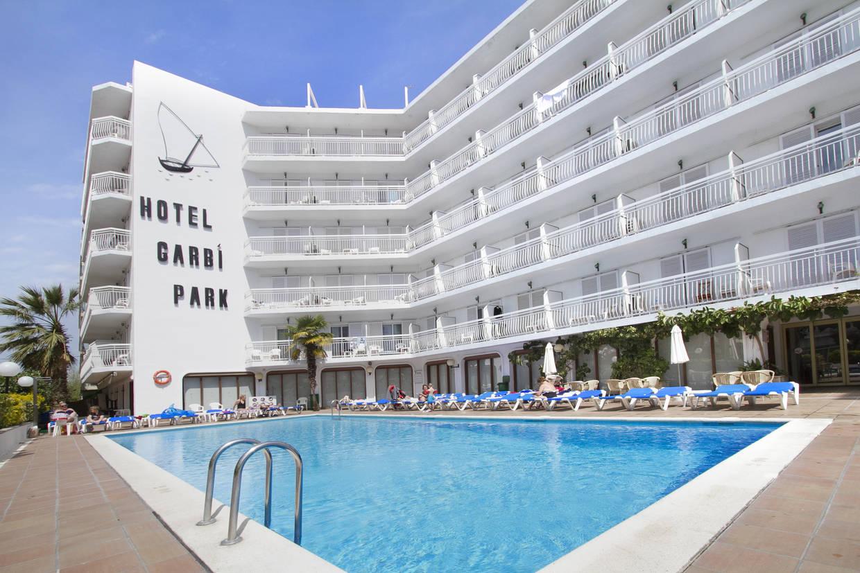 Piscine - Hôtel Garbi Park 4* Lloret De Mar Espagne