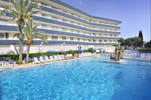Espagne-Lloret De Mar, Hôtel GHT Aquarium & Spa