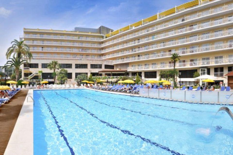 Hôtel Hôtel GHT Oasis Park & SPA (vol non inclus) Costa Brava Espagne