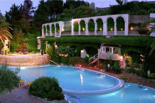 Piscine - Hôtel Guitart Gold Central Park Aqua Resort 4* Lloret De Mar Espagne