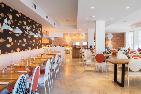 Restaurant - Hôtel The 15th Boutique 3* Lloret De Mar Espagne