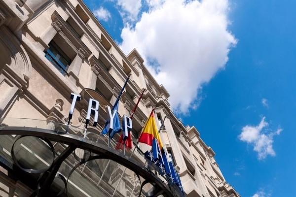 façade - Tryp Atocha