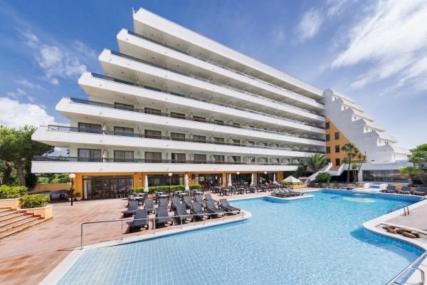 Facade - Hôtel Tropic Park 4* Malgrat De Mar Espagne