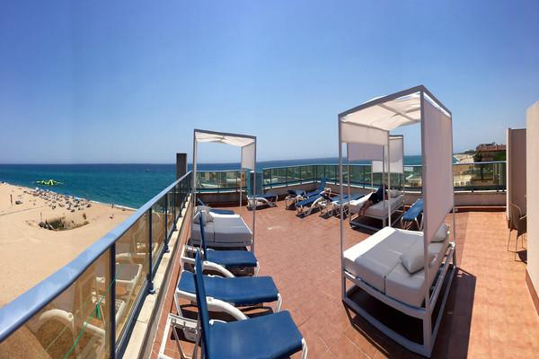hôtel - loisirs - Hôtel Amaraigua 4* Malgrat De Mar Espagne