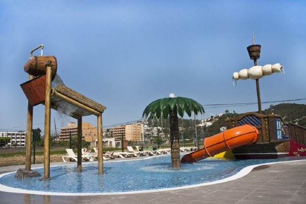 Vacances Malgrat De Mar: Hôtel Europa Splash (vol non inclus)