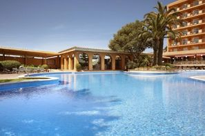 Espagne-Malgrat De Mar, Hôtel Luna Park