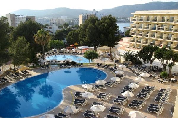 Vue panoramique - Hôtel AluaSun Torrenova 4* Palma Espagne