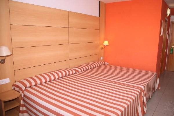 Chambre - Hôtel Belvedere 3* Salou Espagne
