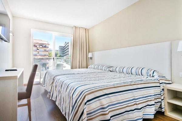 Chambre - Hôtel Best San Diego 4* Salou Espagne