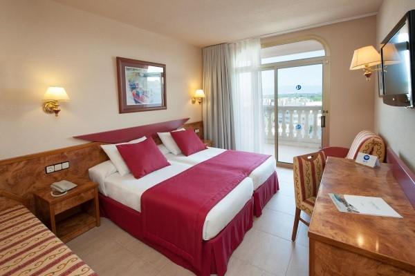Chambre - Hôtel Dorada Palace 4* Salou Espagne