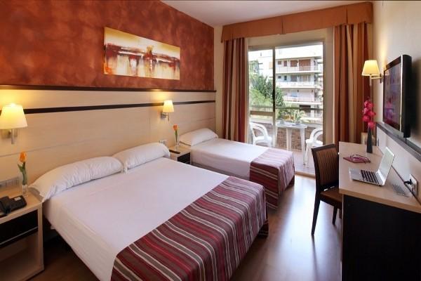 Chambre - Hôtel Golden Port Salou & Spa 4* Salou Espagne