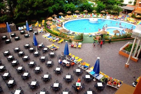 Piscine - Hôtel Belvedere 3* Salou Espagne