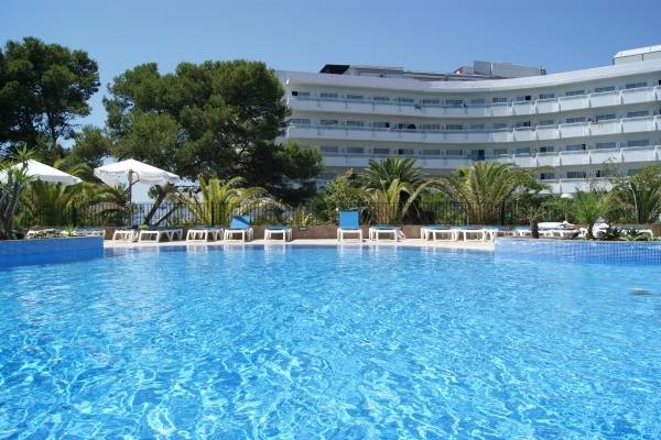 Photo piscine - Best Negresco