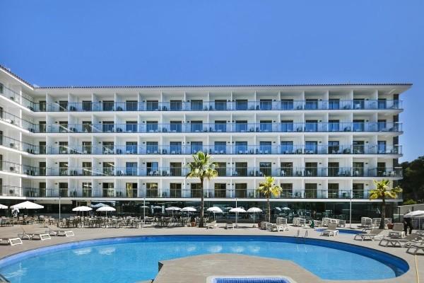 Piscine - Hôtel Best San Diego 4* Salou Espagne