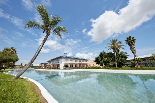 Piscine - Hôtel Caribe 4*
