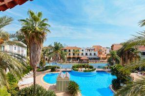 Espagne-Salou, Hôtel PortAventura