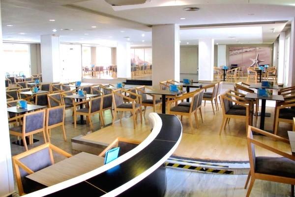 Restaurant - Hôtel Belvedere 3* Salou Espagne