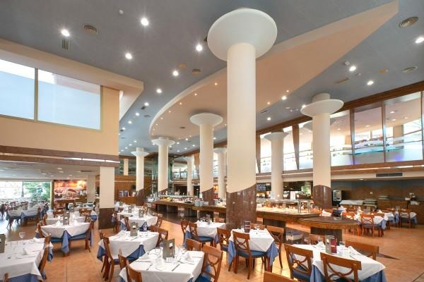 Restaurant - Hôtel Dorada Palace 4* Salou Espagne