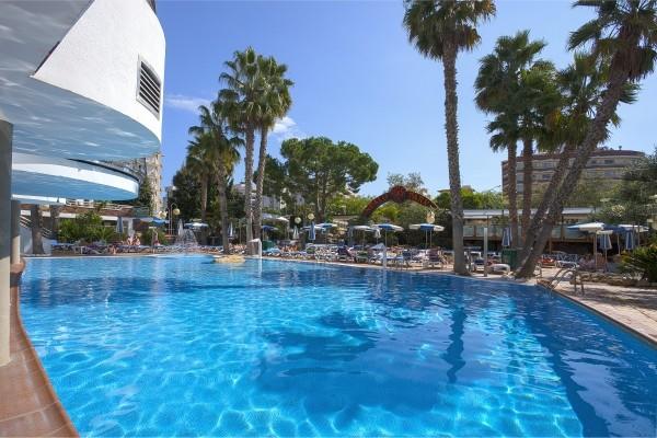 Piscine - Hôtel Indalo Park (sans transport) 3* Santa Susanna Espagne