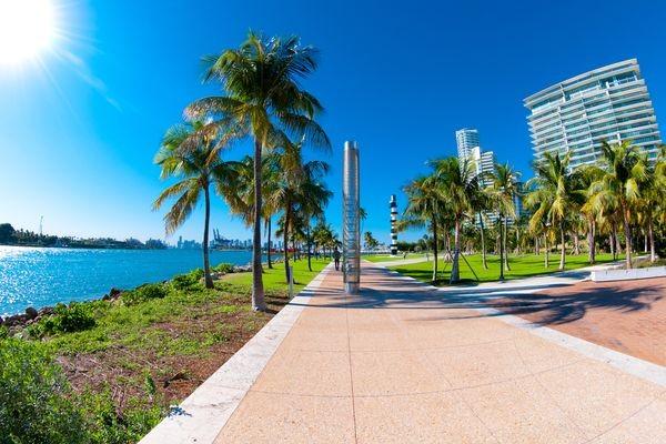 Ville - Hôtel Fram Immersion Miami - The Fairwind Hotel 4* Miami Etats-Unis