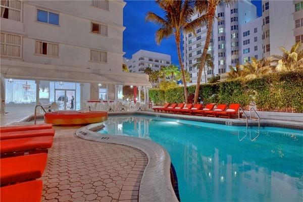 Piscine - Red South Beach 3*Sup Miami Etats-Unis