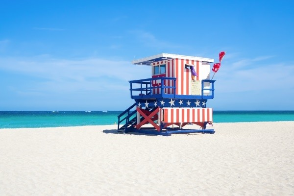 Plage - Hôtel Séjour Découverte de Miami 3* Miami Etats-Unis