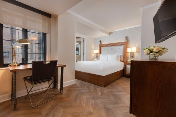 Chambre - Hôtel Fram Immersion New York - WestGate New York Grand Central 4* New York Etats-Unis