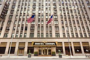 Vacances New York: Hôtel Edison