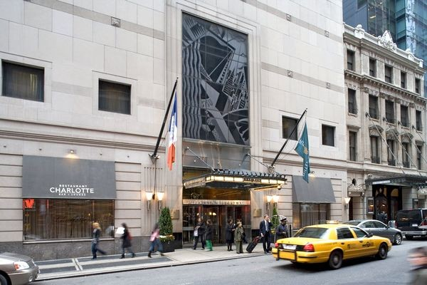 Facade - Millennium Broadway Hotel 4* New York Etats-Unis