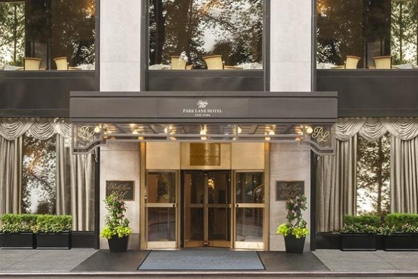 H tel park lane hotel ex helmsley park lane new york for New york hotel pas cher