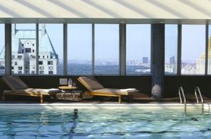 Vacances New York: Hôtel Parker Meridien