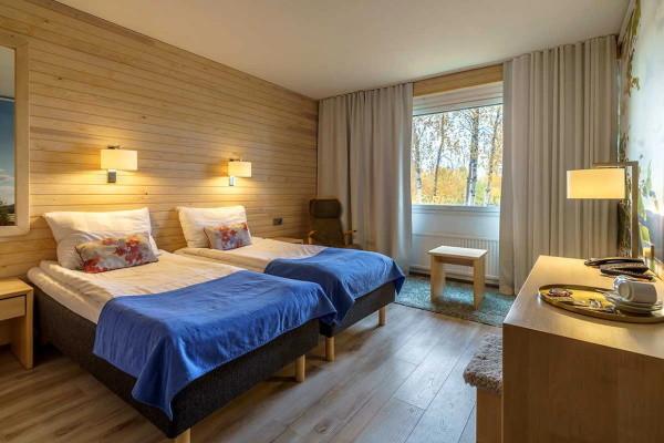 Chambre - Club Marmara Ivalo 3* Ivalo Finlande