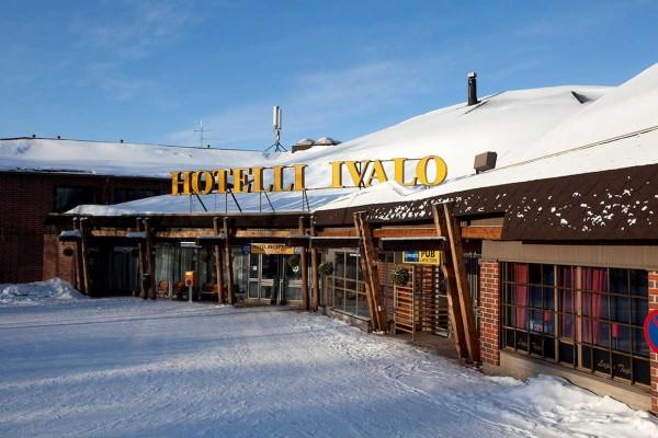 Facade - Club Marmara Ivalo 3* Ivalo Finlande