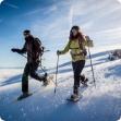 Raquettes - Framissima Premium Holiday Club Laponie (demi-pension, activités incluses)