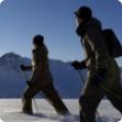 Marche nordique - Framissima Premium Holiday Club Laponie (pension complète, activités incluses)