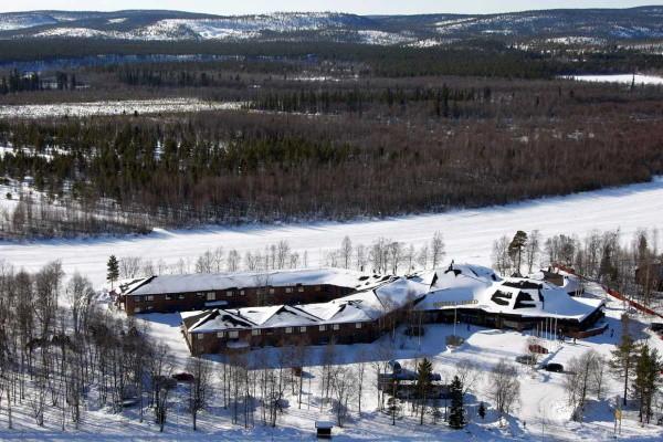 Vue panoramique - Club Marmara Ivalo 3* Ivalo Finlande