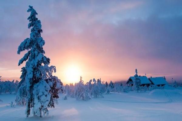 Nature - Hôtel Riekonlinna 3* : Séjour lapon Ivalo Finlande