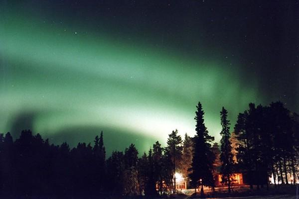 (fictif) - Hôtel Sirkantahti 3* : Réveillon en Laponie ! Kittila Finlande