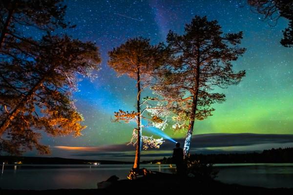 Nature - Hôtel Séjour activités à l'hôtel Levi Panorama 4* Kittila Finlande