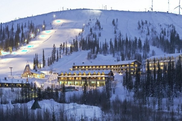 Montagne - Club Jet Tours Olos 4* Kittila Finlande