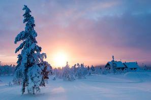 Finlande-Kittila, Hôtel Club Saaga