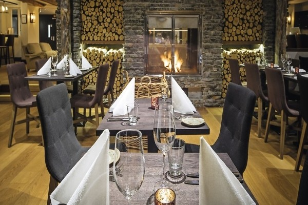 Restaurant - Club Jet Tours Olos 4* Kittila Finlande