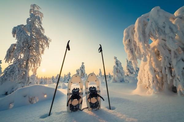 Nature - Hôtel Club Olos 4* : Escapade Lapone Kittila Finlande