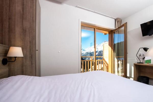 Chambre - Club Village Club du Soleil Oz-en-Oisans 4* Alpe d'Huez France Alpes