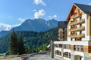 France Alpes-Alpe d'Huez, Club Village Club du Soleil Oz en oisans ETE