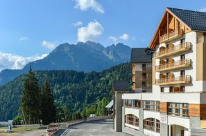 France Alpes-Alpe d'Huez, Club Village Club du Soleil Oz en oisans