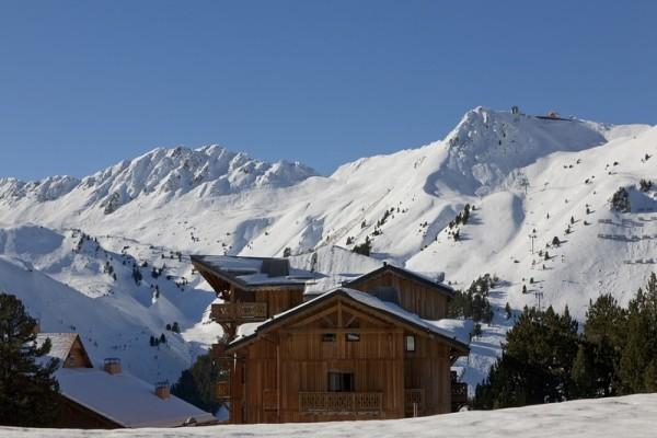 Facade - Club MMV Altitude 4* Arc 2000 France Alpes