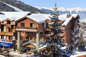 France Alpes-Courchevel, Hôtel Blanche Neige